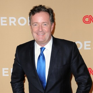 Piers Morgan in 2013 CNN Heroes: An All Star Tribute - Red Carpet Arrivals