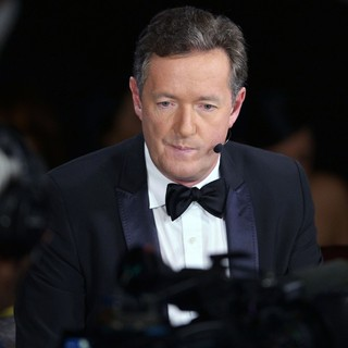 Piers Morgan in The Inaugural Ball
