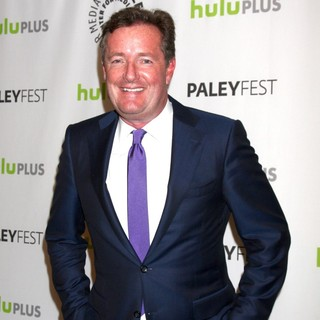Piers Morgan in The Paley Center for Media's PaleyFest 2013 Honoring Newsroom - Arrivals - piers-morgan-paleyfest-2013-02