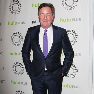 Piers Morgan in The Paley Center for Media's PaleyFest 2013 Honoring Newsroom - Arrivals