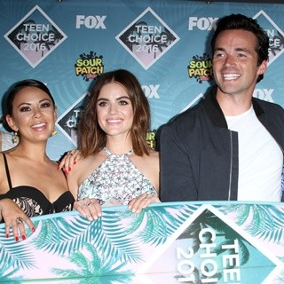 Teen Choice Awards 2016 - Press Room