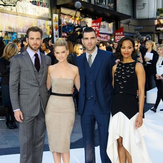 U.K. Premiere of Star Trek Into Darkness - Arrivals