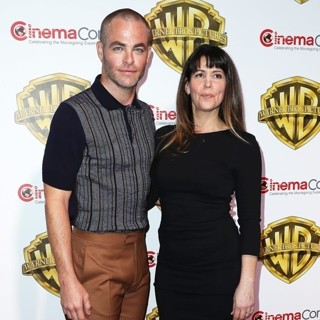 Chris Pine, Patty Jenkins in CinemaCon 2017 - Warner Bros. - Red Carpet Arrivals