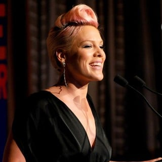 Pink in 2012 Music Visionary of The Year Award Luncheon - Inside