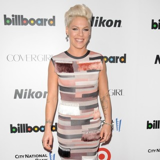 Pink - Billboard's Women in Music 2013 - Red Carpet Arrivals