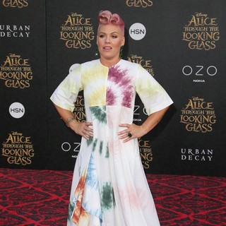 Pink - Premiere of Disney's Alice Through the Looking Glass