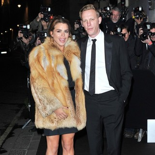 Billie Piper, Laurence Fox in London Evening Standard Theatre Awards - Arrivals