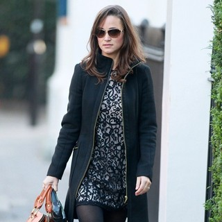 Pippa Middleton in Pippa Middleton Out in West London