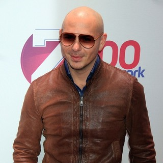 Pitbull - Offical Media Confirmation - Z100's Jingle Ball 2013