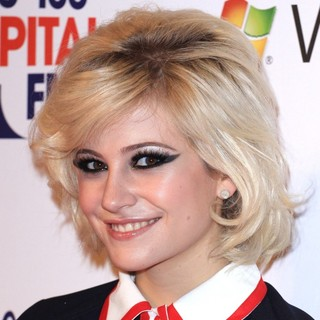 Pixie Lott in 2011 Capital FM's Jingle Bell Ball - Day 1
