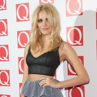 Pixie Lott in The Q Awards 2013 - Arrivals