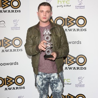 The MOBO Awards 2012 - Press Room