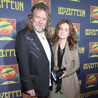 Robert Plant, Patty Griffin in Celebration Day Press Conference