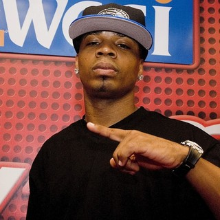 Plies in Plies at WGCI Coca Cola Lounge