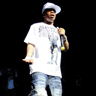 Plies in Plies Performs During The Summer Jam Concert