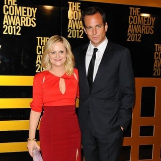 Amy Poehler, Will Arnett in The Comedy Awards 2012 - Arrivals