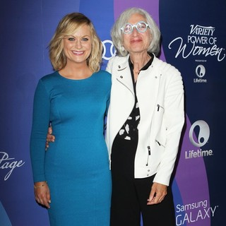 Amy Poehler, Jane Aronson in Variety's 5th Annual Power of Women Event