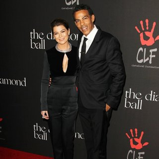 Ellen Pompeo - Rihanna's First Annual Diamond Ball Benefitting The Clara Lionel Foundation