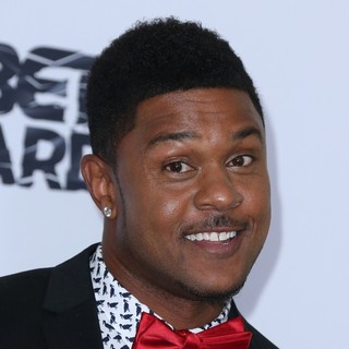 Pooch Hall in 2015 BET Awards - Press Room