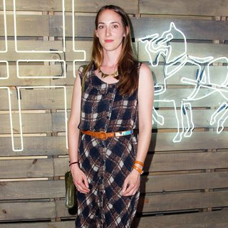 Poppy de Villeneuve in Coach, Inc and Friends of The High Line Present The Fourth Annual Summer Party on The High Line