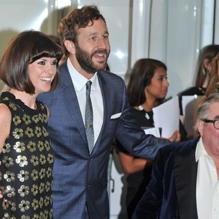 Dawn Porter, Chris O'Dowd, Ronnie Corbett in Glamour Women of The Year Awards 2013