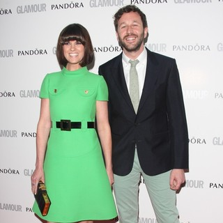 Dawn Porter, Chris O'Dowd in The Glamour Women of The Year Awards 2012 - Arrivals