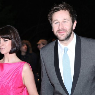 Dawn Porter, Chris O'Dowd in The New York Premiere of Friends with Kids