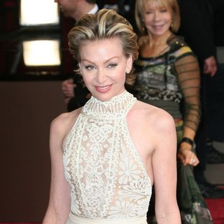 Portia de Rossi in The 86th Annual Oscars - Red Carpet Arrivals