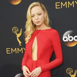 Portia Doubleday in 68th Emmy Awards - Arrivals