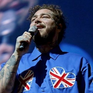 Post Malone Performs at Manchester Arena
