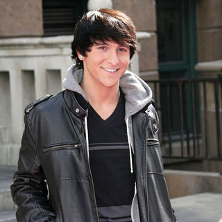Mitchel Musso in Variety's 4th Annual Power Of Youth Event