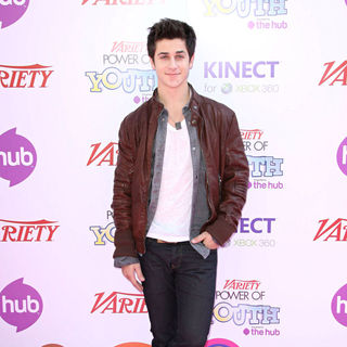 David Henrie in Variety's 4th Annual Power Of Youth Event