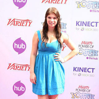 Katelyn Pippy in Variety's 4th Annual Power Of Youth Event