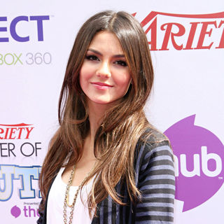 Victoria Justice in Variety's 4th Annual Power Of Youth Event