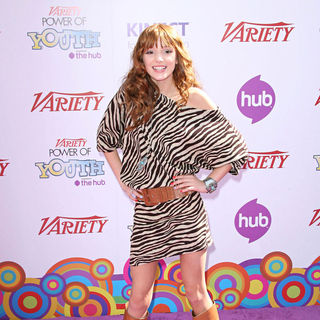 Bella Thorne in Variety's 4th Annual Power Of Youth Event
