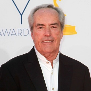 Powers Boothe in 64th Annual Primetime Emmy Awards - Arrivals