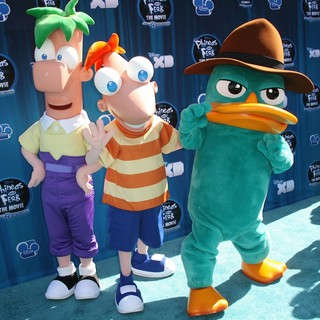 Hollywood Premiere of The Disney Channel Original Movie Phineas and Ferb Across the Second Dimension