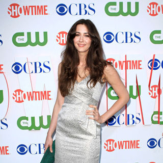 Madeline Zima in 2010 CBS, CW, Showtime Summer Press Tour Party