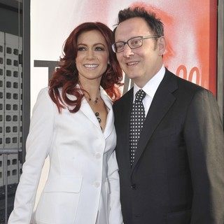 Carrie Preston, Michael Emerson in Los Angeles Premiere for The Fifth Season of HBO's Series True Blood - Arrivals