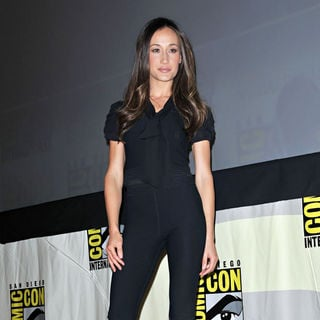 Maggie Q in Comic Con 2010 - Day 2 - 'Priest' Press Conference