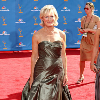 Glenn Close in The 62nd Annual Primetime Emmy Awards