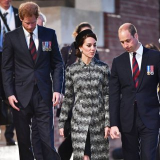 Royal Family Attend The Somme Centenary Commemorations