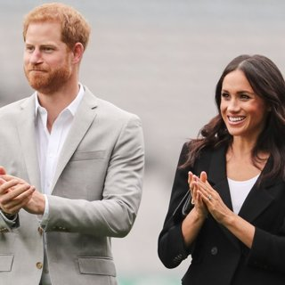 Prince Harry, Meghan Markle in The Duke and Duchess of Sussex in Ireland