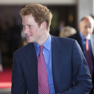 Prince Harry in WellChild Awards 2012 - Arrivals