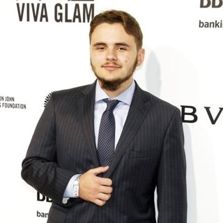 Prince Jackson in 25th Annual Elton John AIDS Foundation's Academy Awards Viewing Party