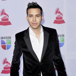 Prince Royce in 13th Annual Latin Grammy Awards - Arrivals