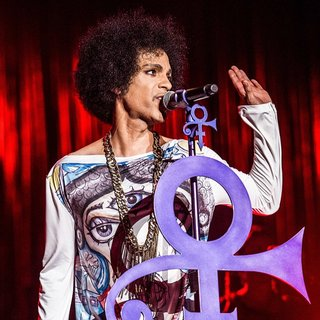 Prince in Prince Performs Live on The First Night of His UK Arena Tour Hit and Run Part II