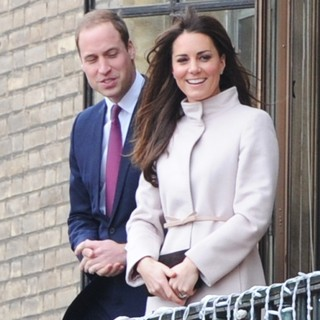 Prince William, Kate Middleton in Prince William and Kate Middleton in Cambridge to Open Peterborough City Hospital