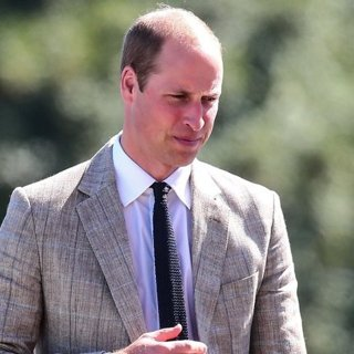 Prince William-Prince William Meet Staff and Beneficiaries of Luton-Based National Youth Charity