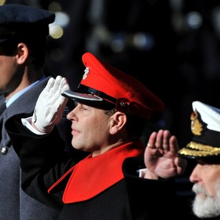 Prince William, Prince Edward, Prince Michael of Kent in Sunday Commemorating Sacrifices of The Armed Forces